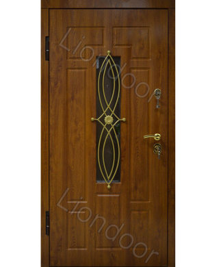 Входная дверь Лион-66