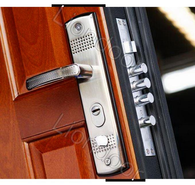 Фурнитура для металлической двери