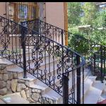 лестницы ворота