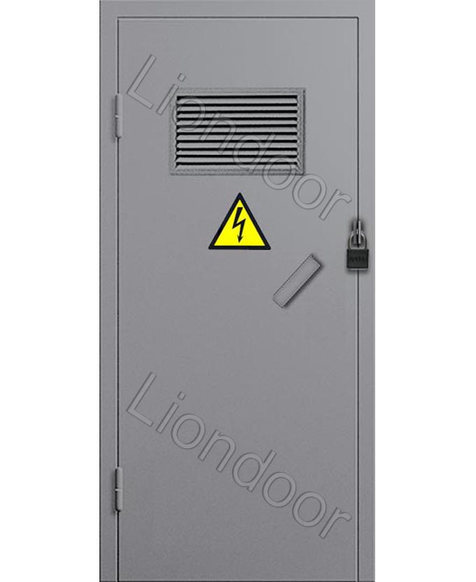 дверь металлическая для трансформаторных подстанций