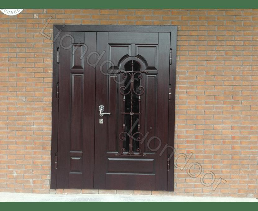 двери металлические входные на заказ