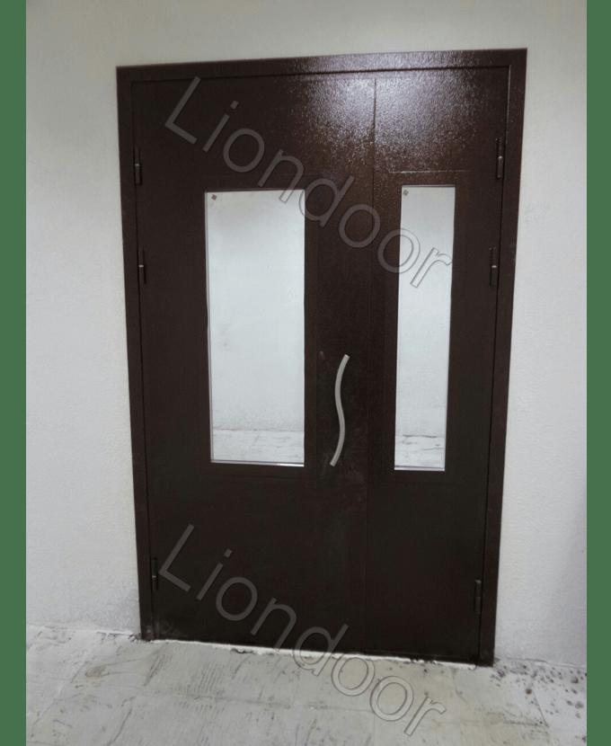 металлические двери на заказ