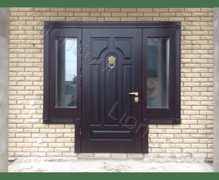двери металлические на заказ