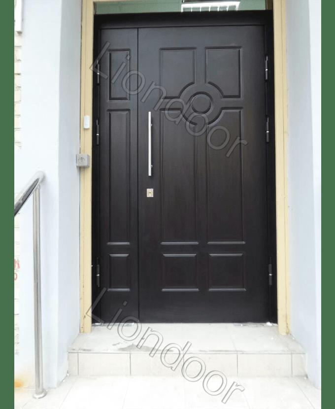 купить металлическую входную дверь