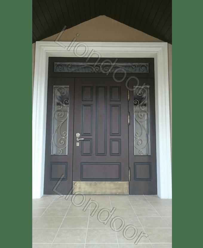 металлические двери от производителя цены