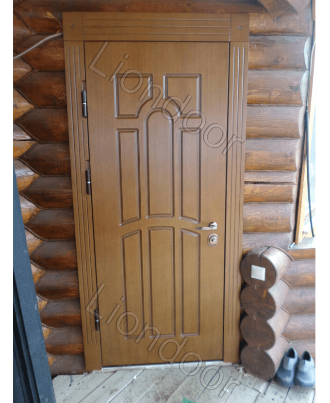 установка входных металлических дверей цена