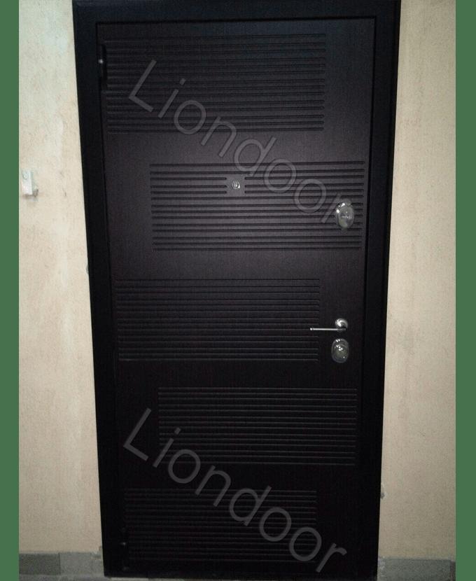 заказ металлических дверей
