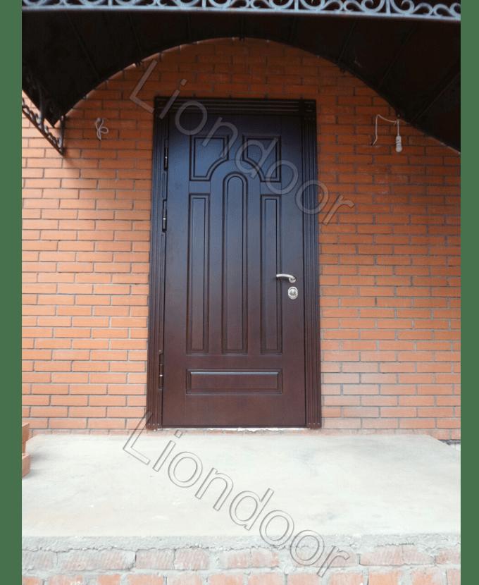 заказать входную металлическую дверь