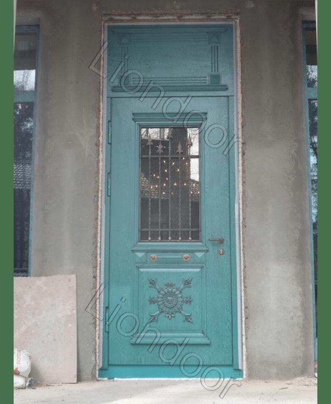 металлические двери от производителя на заказ