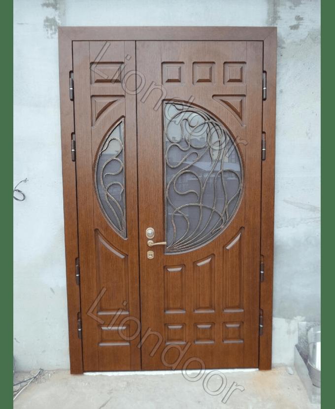 установка металлических дверей в москве