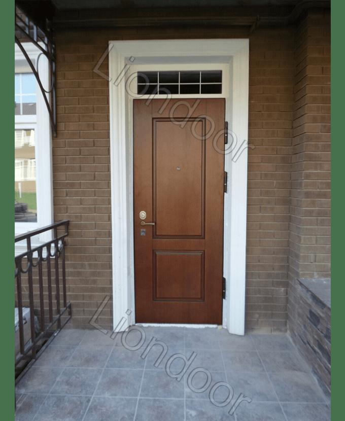 металлическая дверь от производителя