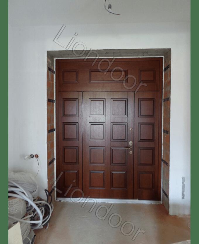 изготовление металлических дверей в москве