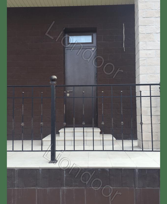 завод по изготовлению металлических дверей
