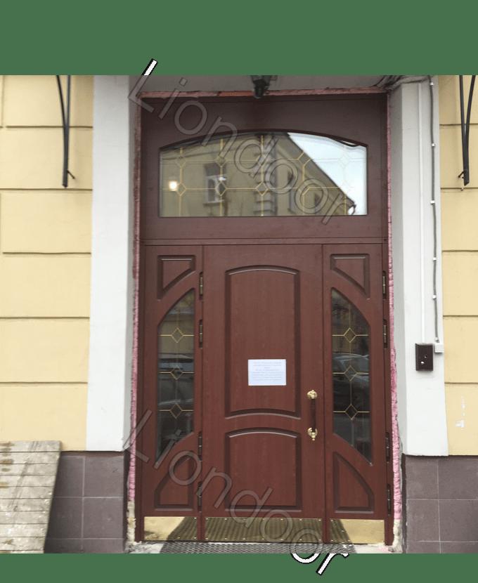 купить металлическую дверь в москве