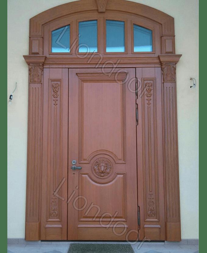 сколько стоит установка металлической двери