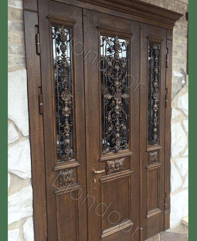 металлические двери скидки
