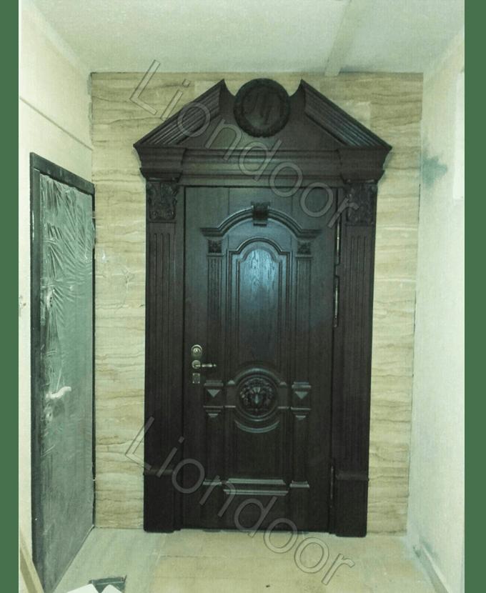 монтаж металлических дверей цена
