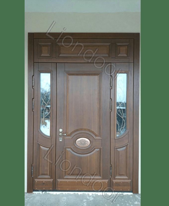 металлическая дверь на заказ