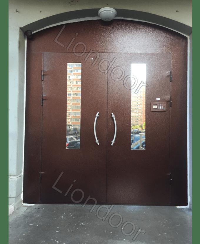входные двери железные