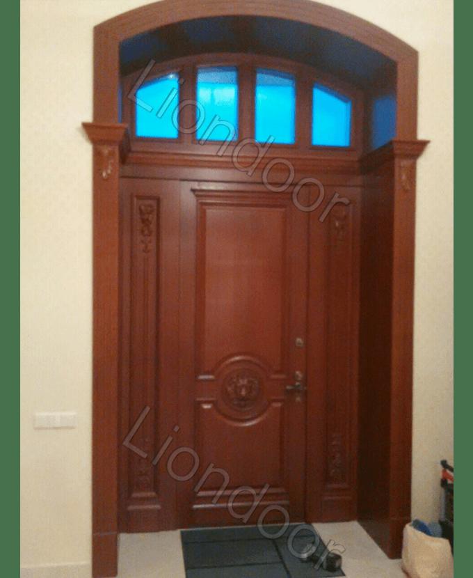 заказать металлическую дверь