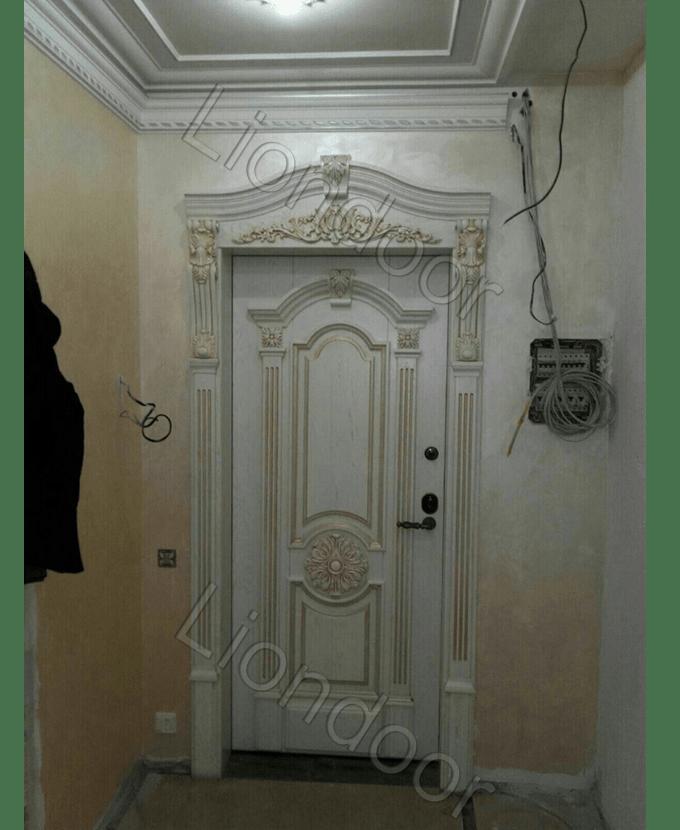 стоимость металлической двери