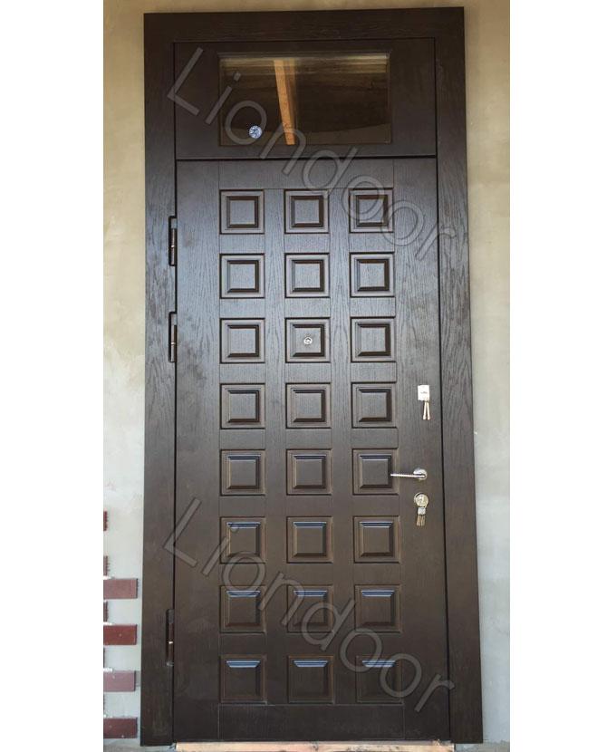 металлические двери