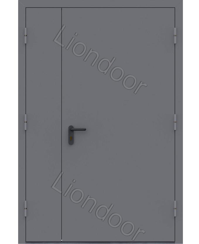 входная дверь в газовую котельную