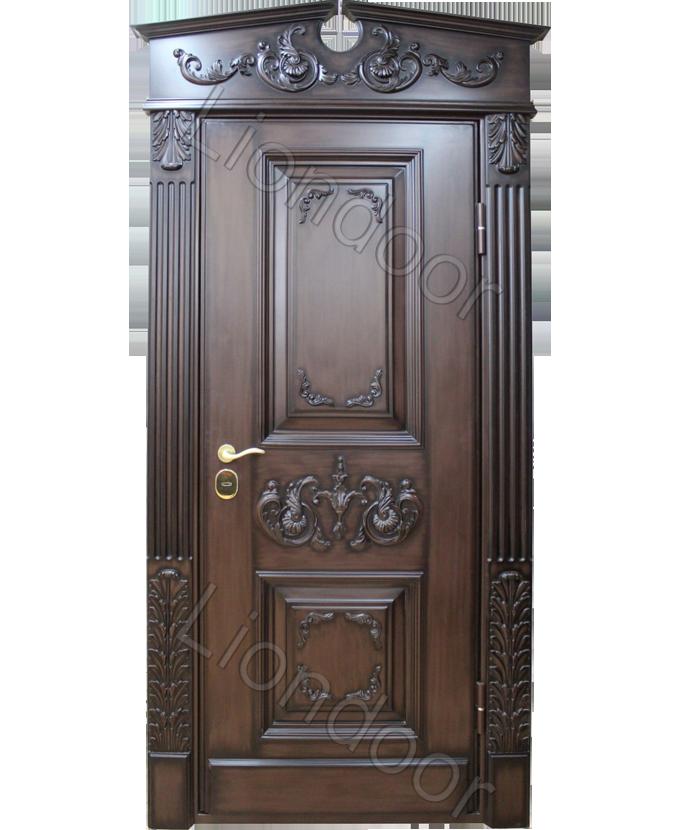 парадные стальные двери изготовление