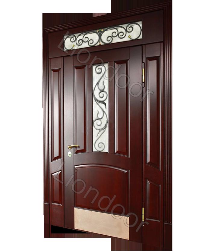 установка металлической двери ювао