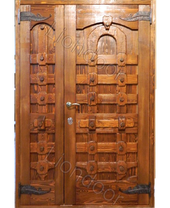 дверь входная деревя
