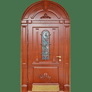 дверь мдф с окраской ral