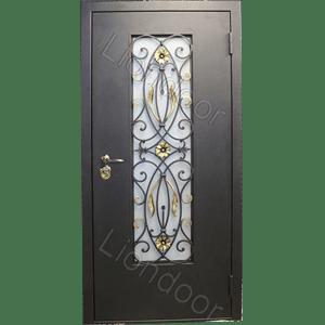 Дверь МДФ с патиной