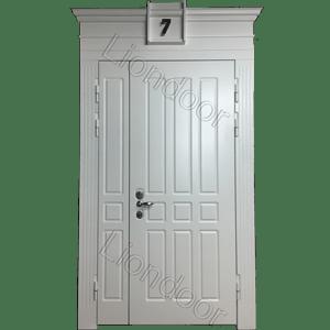 двери с тройным уплотнением