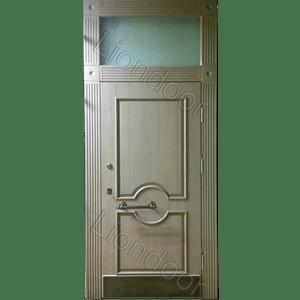 двери входные с окраской ral