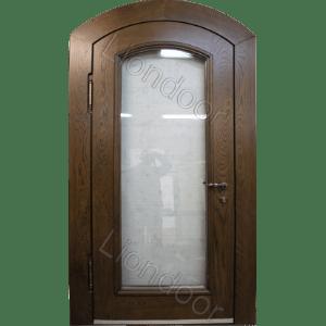 парадные двери в дом