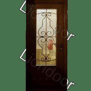входные двери с патиной