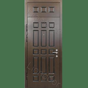 железные двери с терморазрывом