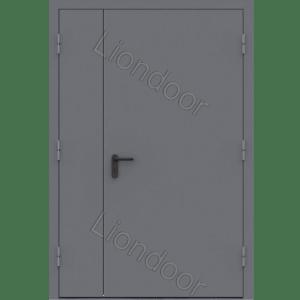стальные двери в котельную